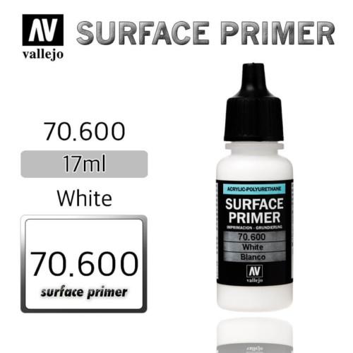 VALLEJO PRIMER 70.600 WHITE 17ml