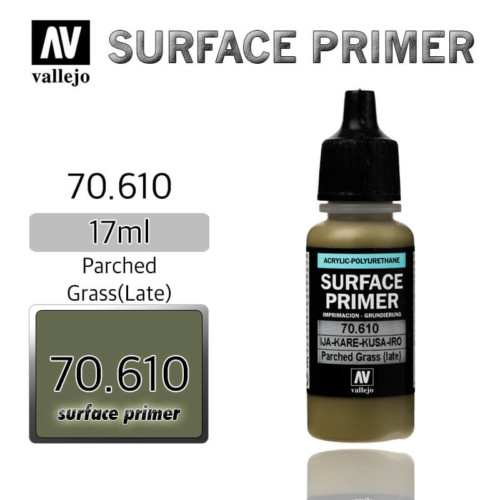 VALLEJO PRIMER 70.610 PARCHED GLASS 17ml