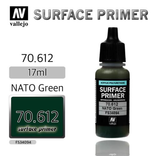 VALLEJO PRIMER 70.612 NATO GREEN 17ml
