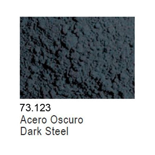Vallejo Pigment 73.123 DARK STEEL