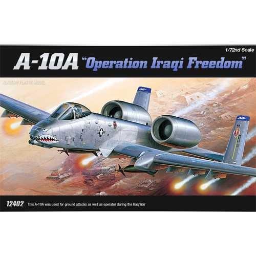 ACADEMY 172 A-10A Iraqi Version 12402