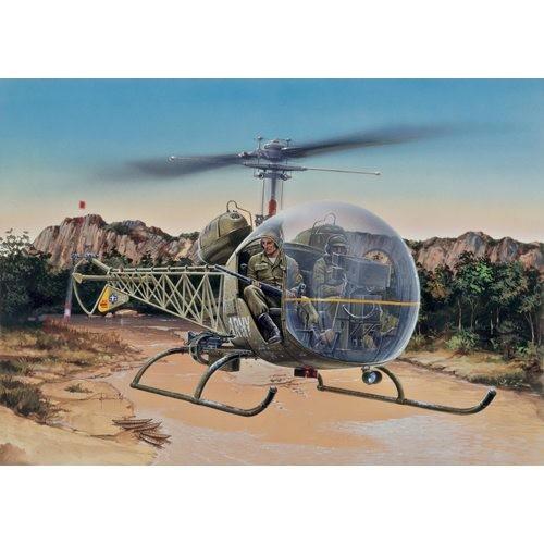 ITALERI 1/48 OH - 13S Sioux