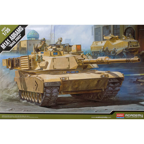 ACADEMY 1/35 M1A1 ABRAMS IRAQ