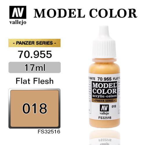VALLEJO MODEL COLOR 70.955 FLAT FLESH