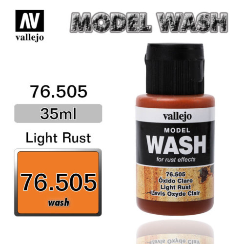 Vallejo Wash 76.505 LIGHT RUST