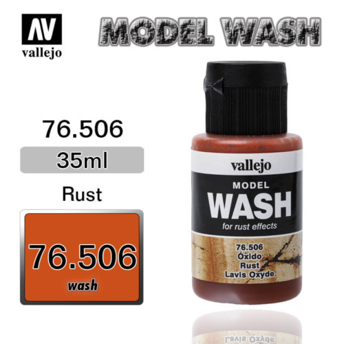 Vallejo Wash 76.506 RUST