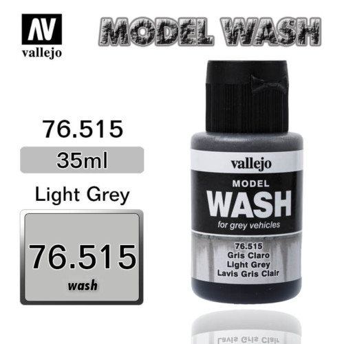 Vallejo Wash 76.515 LIGHT GREY