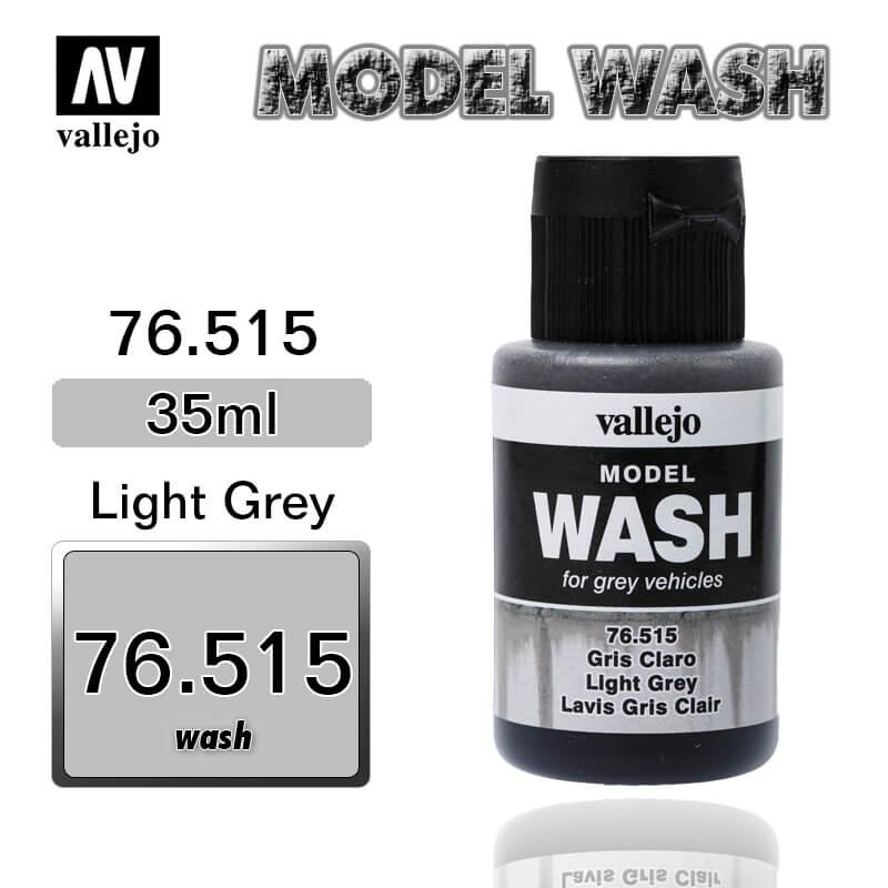 Vallejo Wash 76.515 LIGHT GREY