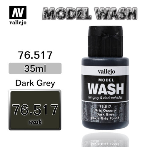 Vallejo Wash 76.517 DARK GREY