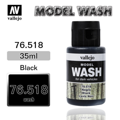 Vallejo Wash 76.518 BLACK