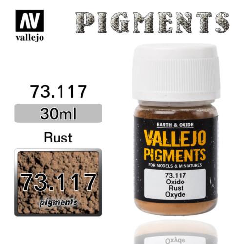 Vallejo Pigment 73.117 RUST