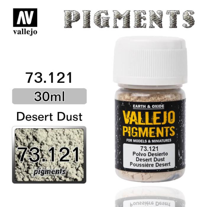 Vallejo Pigment 73.121 DESERT DUST