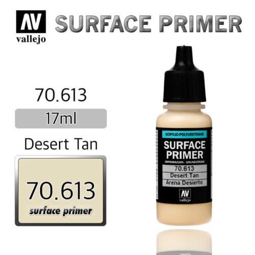 VALLEJO PRIMER 70.613 DESERT TAN 17ml