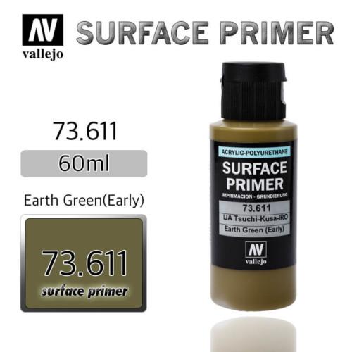 VALLEJO PRIMER 73.611 EARTH GREEN 60ml