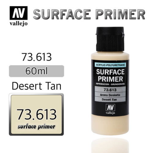 VALLEJO PRIMER 73.613 DESERT TAN 60ml