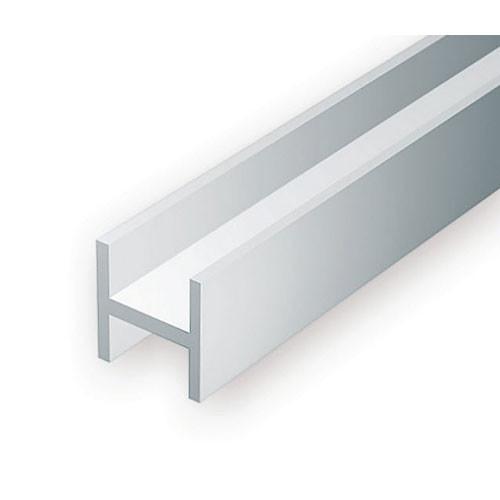 EverGreen Πλαστική Δοκός Η 35mm Λευκή