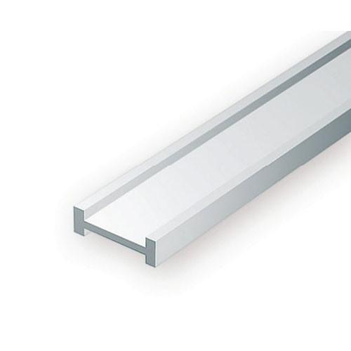 EverGreen Πλαστική Δοκός Ι 35mm Λευκή
