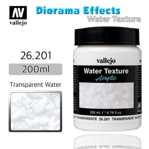 Vallejo Water Effects 26201 Transparent 200ml
