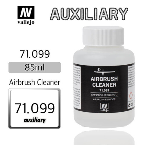 Vallejo 71099 Airbrush Cleaner 85ml