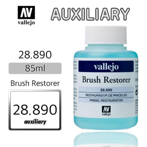 Vallejo 28890 Brush Restorer 85ml