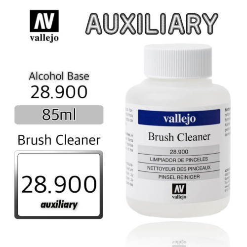 Vallejo 28900 Alcohol Brush Cleaner 85ml