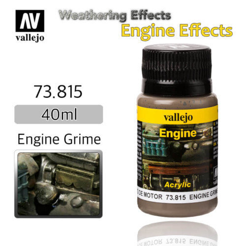 Vallejo 73815 Grime Engine Weathering Effects