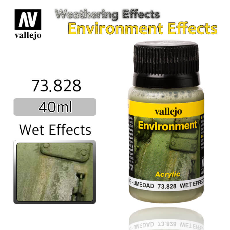 Vallejo 73828 Wet Environment Weathering Effects