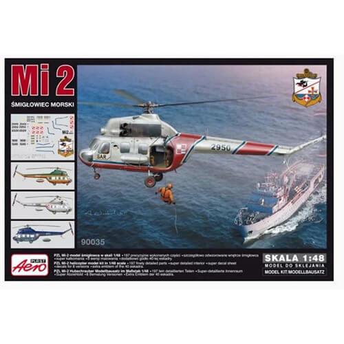 Aeroplast 148 Mil Mi-2 Navy Helicopter AP90035