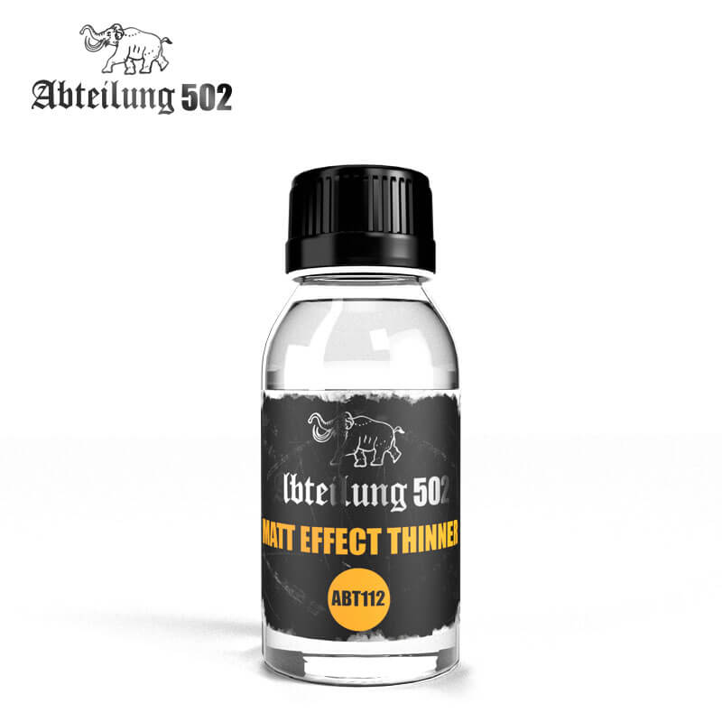ABT112 Abteilung 502 Matt Effect Thinner 100ml