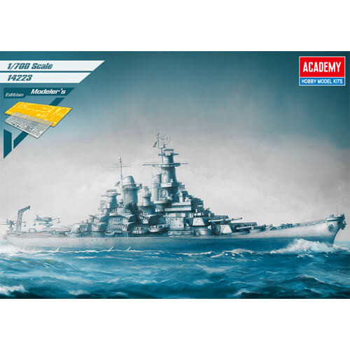 ACADEMY 1/700 USS MISSOURI BB-63 14223