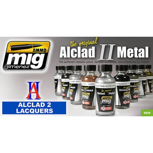 Alclad 2 Χρώματα Lacquer