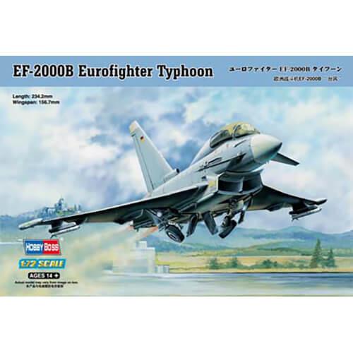 Hobby Boss 172 Eurofighter EF-2000B Typhoon HB80265