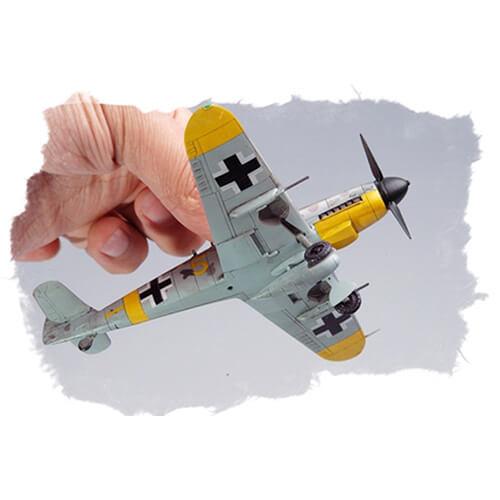 Hobby Boss 172 Messerschmitt Bf-109G-2 'Easy Build' HB80223