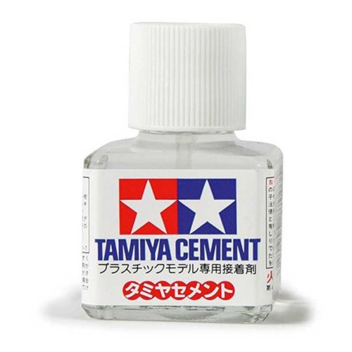 Tamiya 40ml Liquid Glue 87003