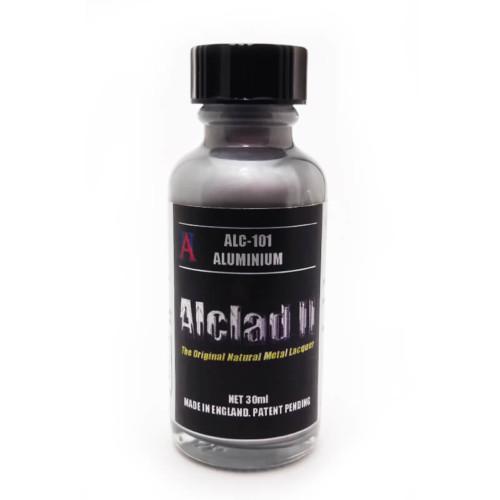 Alclad2 30ml Aluminium Μεταλλικό χρώμα Lacquer ALC-101