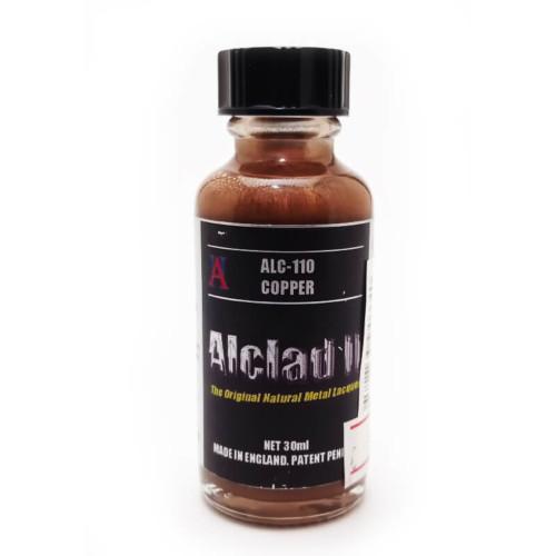 Alclad2 30ml Copper Μεταλλικό χρώμα Lacquer ALC-110