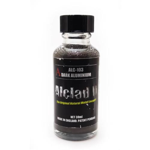 Alclad2 30ml Dark Aluminium Μεταλλικό χρώμα Lacquer ALC-103