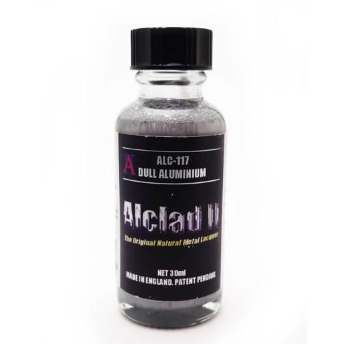 Alclad2 30ml Dull Aluminium Μεταλλικό χρώμα Lacquer ALC-117