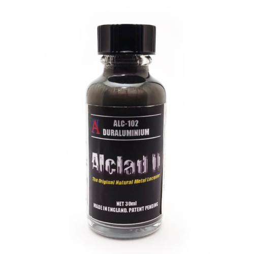Alclad2 30ml Duraluminium Μεταλλικό χρώμα Lacquer ALC-102