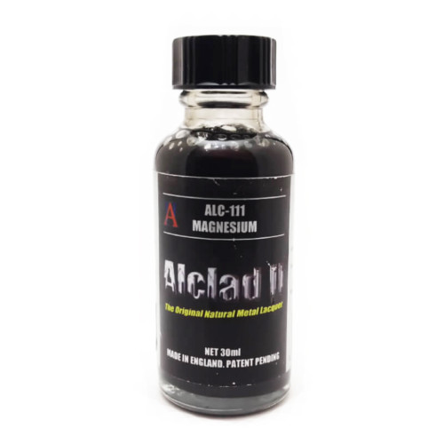 Alclad2 30ml Magnesium Μεταλλικό χρώμα Lacquer ALC111
