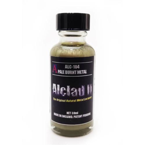 Alclad2 30ml Pale Burnt Μεταλλικό χρώμα Lacquer ALC-104