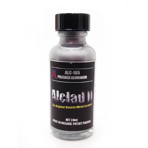 Alclad2 30ml Polished Aluminium Μεταλλικό χρώμα Lacquer ALC-105