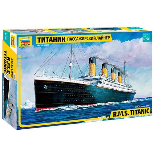 ZVEZDA 9059 1/700 R.M.S Titanic