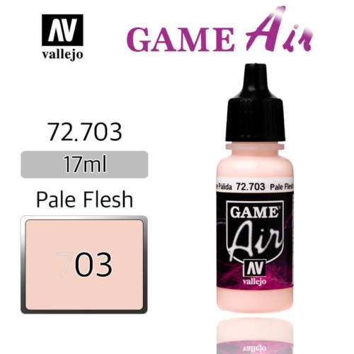 VALLEJO GAME AIR 72.703 PALE FLESH