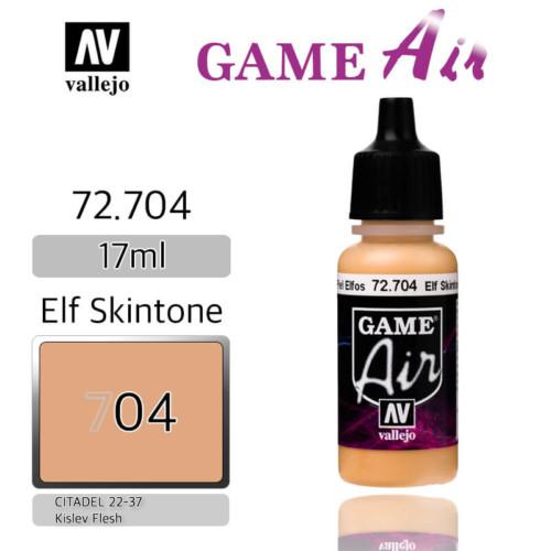 VALLEJO GAME AIR 72.704 ELF SKINETONE