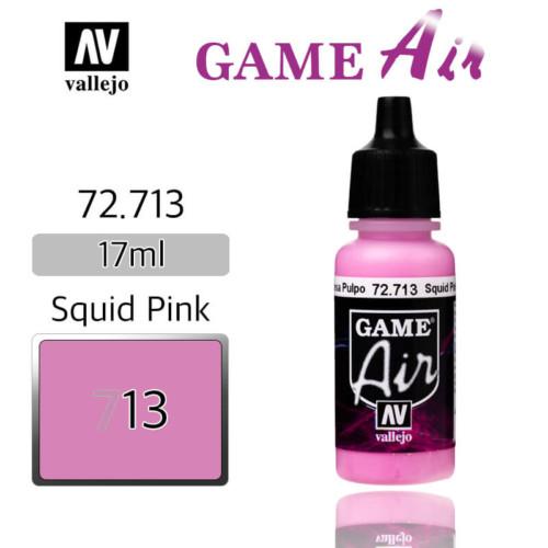 VALLEJO GAME AIR 72.713 SQUID PINK