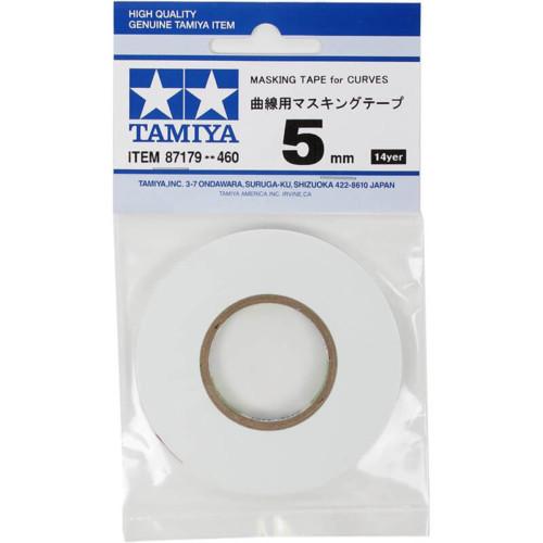 Tamiya 87179 Masking Tape Curve 5mm