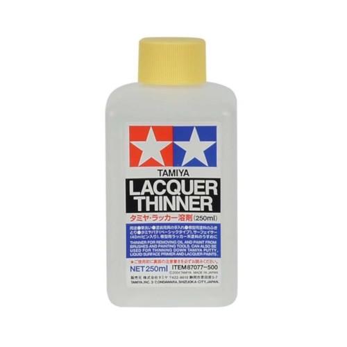 Tamiya Lacquer Thinner 250ml (87077)
