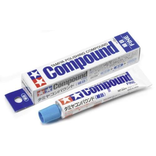 Tamiya Polishing Compound Fine (87069)