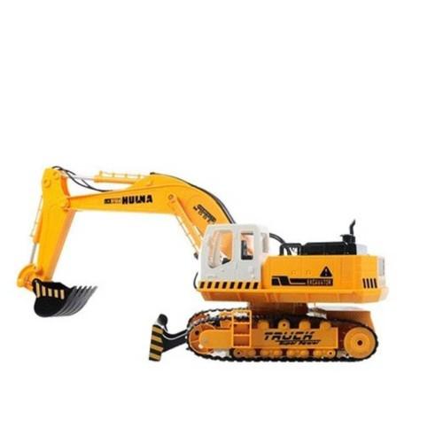 H-Toys Τηλεκατευθυνόμενος Εκσκαφέας με Dozer Blade 116 11CH 27ΜHz RTR (1310)